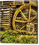 Blowing Cave Mill Est.1880 Canvas Print