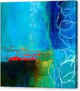 Blue #2 Canvas Print