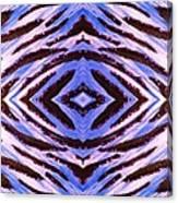Blue 42 Canvas Print