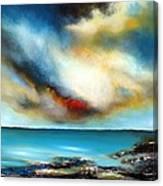Blue Day Canvas Print