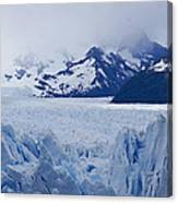 Blue Ice Canvas Print