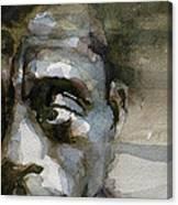 Blue In Green  Miles Davis Canvas Print