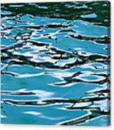 Blue Laguna Canvas Print
