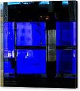 Blue Man Group Canvas Print