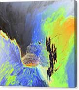 Blue Mars Canvas Print