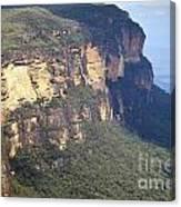Blue Mountains Australia Canvas Print