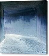 Blue Passage Canvas Print