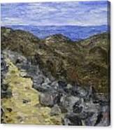 Blue Ridge 1 Canvas Print