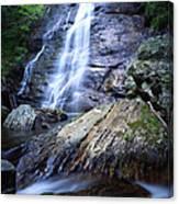 Blue Ridge Falls Canvas Print