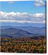Blue Ridge Mountains 2 Canvas Print