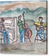 Blue Ridge Tradition   Canvas Print