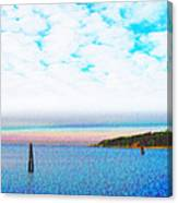 Blue Sky Dreaming Canvas Print
