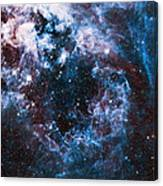 Blue Storm  Canvas Print