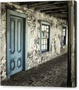 Blue Wing Inn Canvas Print