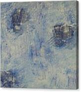 Blueish Canvas Print