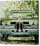 Bmw Bertone Spicup Canvas Print