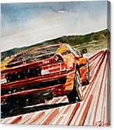 Bmw M1 Canvas Print