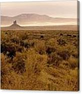 Boar's Tooth Wyoming Canvas Print