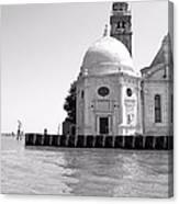 Boat To Murano Canvas Print