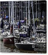 Boat Week 2 Canvas Print
