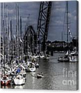 Boat Week 3 Canvas Print