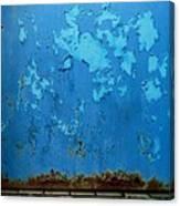 Boathouse Door Canvas Print