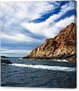 Boating In Cabo Canvas Print