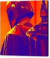 Boba Fett Costume 2 Canvas Print