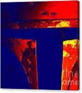 Boba Fett Helmet 11 Canvas Print