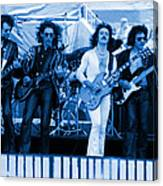 Boc #102 In Blue Canvas Print