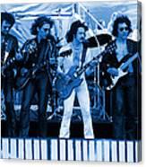Boc #103 In Blue Canvas Print