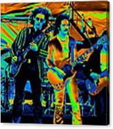 Boc #11 In Cosmicolors Canvas Print
