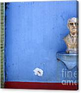 Boca District Buenos Aires 1 Canvas Print