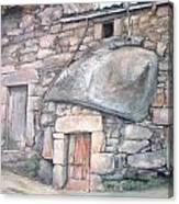 Bodega En Fermoselle Canvas Print