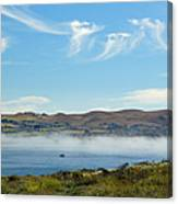 Bodega Harbor II Canvas Print