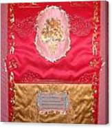 Bodhisattvas Flower At One Hundred Canvas Print