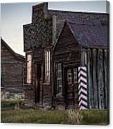 Bodie Bar And Barber Canvas Print