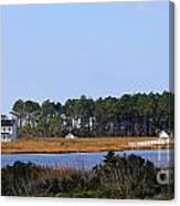 Bodie Island Lighthouse 2765 Canvas Print