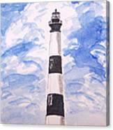 Bodie Island Lighthouse Canvas Print
