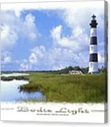 Bodie Light  S P Canvas Print