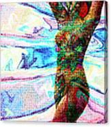 Body And Spirit Canvas Print