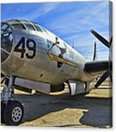 Boeing B-29a Superfortress Canvas Print