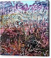 Bogomils Vegetable Garden  Canvas Print