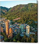 Bogota Colombia Canvas Print
