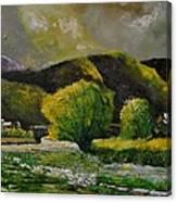 Bohan Canvas Print
