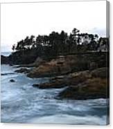 Boiler Bay Canvas Print