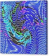 Bold And Colorful Phone Case Artwork Designs By Carole Spandau Cbs Art Angel Fish 112 Canvas Print