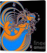 Bold Energy Abstract Digital Art Prints Canvas Print