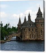 Boldt Castle Powerhouse Canvas Print