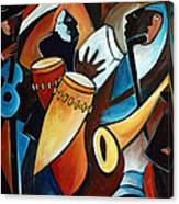 Bolero In Acrylic Canvas Print